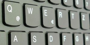 Layout Notebook-Tastatur Windows deutsch